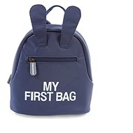 CHILDHOME My First Bag Navy - Backpack