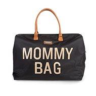 CHILDHOME Mommy Bag Black Gold - Changing Bag