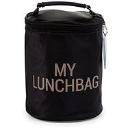 CHILDHOME My Lunchbag Black Gold - Termotaška