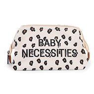 CHILDHOME Toaletná taška Canvas Leopard - Kozmetická taška