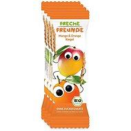 Freche Freunde ORGANIC Fruit Bar - Mango and Orange 4 × 23g - Children's Cookies