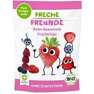 Freche Freunde BIO Ovocné čipsy – Lesné plody mix 10 g
