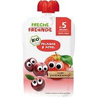 Freche Freunde BIO Kapsička Slivka a jablko 100 g - Príkrm