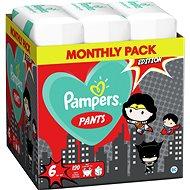 PAMPERS Pants, veľ. 6, (120 ks), 15 kg+ - Plienkové nohavičky