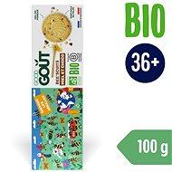 Good Gout BIO Bee´scuits, sušienky s medom a kúskami čokolády (100 g)