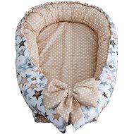 BabyTýpka hniezdo – Sky Beige
