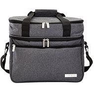 TWISTSHAKE Cooler Bag 15l Grey - Food bag