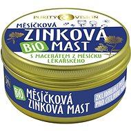 PURITY VISION Bio Nechtíková Zinková masť, 70 ml - Masť