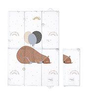 Prebaľovacia podložka Ceba prebaľovacia podložka cestovná 60 × 40 cm, Big Bear