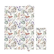 Prebaľovacia podložka Ceba prebaľovacia podložka cestovná 60 × 40 cm, Rowanberry