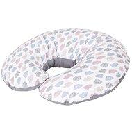 CEBA Baby Cebuszka Physio Mini džersej – Mráčiky - Dojčiaci vankúš