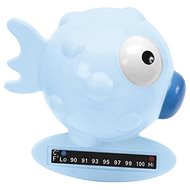 Chicco Fish Thermometer - Light Blue - Bath Therometer