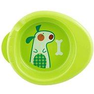 Chicco tanier Warmy, 6 mes.+, zelený