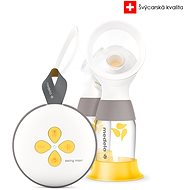 MEDELA Swing Max New Electric Breast Pump, Double, 2-phase - Breast Pump