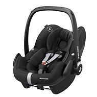 MAXI-COSI Pebble Pro i-Size Essential Black + Family Fix2 Base (Set) - Car Seat