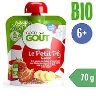 Good Gout Organic Strawberry Breakfast (70 g)