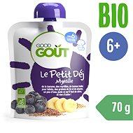Good Gout Organic Blueberry Breakfast (70 g)