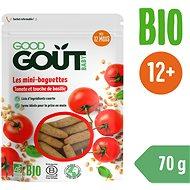 Good Gout BIO Mini bagetky s rajčátky (70 g)