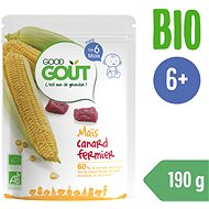 Good Gout Organic corn with duck meat (190 g)
