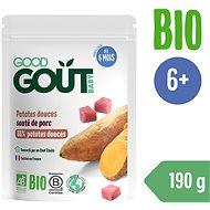 Good Gout Organic sweet potatoes with pork (190 g)