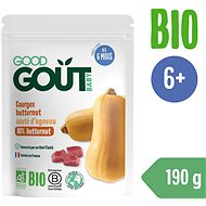 Good Gout BIO Butternut squash with lamb (190 g)