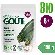 Good Gout Organic zucchini risotto with goat cheese (190 g)