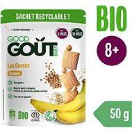 Good Gout BIO Banánové vankúšiky (50 g)