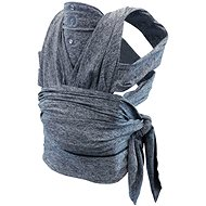 CHICCO Baby Carrier/Scarf Boppy Comfy Fit Grey 2-in-1