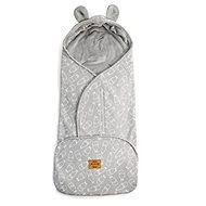 FLOO FOR BABY wrap Milk, Gray