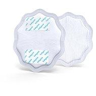 BabyOno disposable ultra-thin bra pads 24 pcs, white