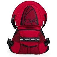BREVI POD nosič pre deti 3,5 – 20 kg, červený