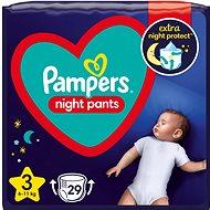 PAMPERS Night Pants size 3 (29 pcs)