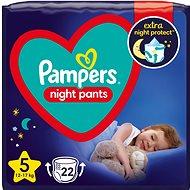 PAMPERS Night Pants size 5 (22 pcs)