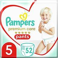 PAMPERS Premium Care Pants veľ. 5 (52 ks) - Plienkové nohavičky