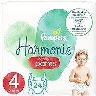 PAMPERS Pants Harmonie size 4 (24 pcs)