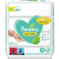 PAMPERS New Baby 4× 50 ks