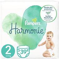 PAMPERS Harmony size 2 (39 pcs)