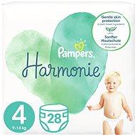 PAMPERS Harmony size 4 (28 pcs)