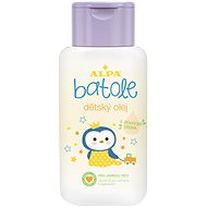 ALPA Toddler Baby Oil with Olive Oil 200ml