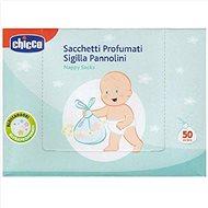 Chicco Perfumed Nappy Bags, 50 pcs - Nappy Sacks