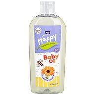 Bella Baby Happy Natural Care olejíček 200 ml - Detský olej