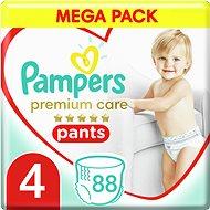 PAMPERS Premium Pants Mega Box veľ. 4 (4× 22 ks)