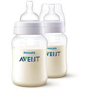 Philips AVENT Fľaša Anti-colic 260 ml, 2 ks - Dojčenská fľaša