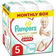 PAMPERS Premium Care Pants size 5 (108 pcs)