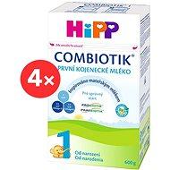 HiPP 1 BIO Combiotik - 4x 600g - Dojčenské mlieko