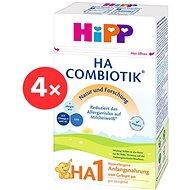 HiPP HA 1 Combiotik - 4x 500g - Dojčenské mlieko