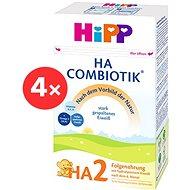 HiPP HA 2 Combiotik - 4x 500g - Dojčenské mlieko