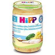 HiPP Cestoviny s morskou rybou, brokolicou a smotanou – 6× 220 g - Príkrm