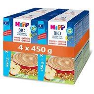 HiPP BIO Mliečna kaša na dobrú noc ovsená-jablčná - 4x 500g - Mliečna kaša