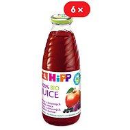 HiPP BIO Šťava z červených plodov ovocia - 6x 500ml - Nápoj